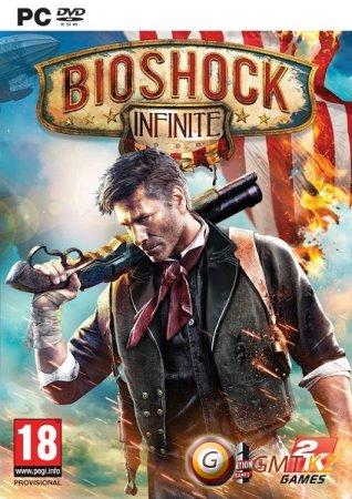 BioShock Infinite (2013/Профессиональный/Текст + Crack by FLT)