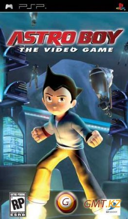 Astro Boy: The Video Game (2009/ENG/ISO)