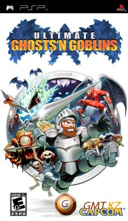 Ultimate Ghosts 'n Goblins (2006/ENG/ISO)