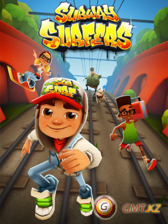 Subway Surfers (2012/ENG/Android)