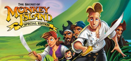 The Secret of Monkey Island: Special Edition (2009/RUS/ENG/RePack от R.G Механики)