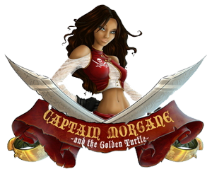 Captain Morgane And The Golden Turtle (2012/RUS/ENG/MULTI5/RePack от Fenixx)