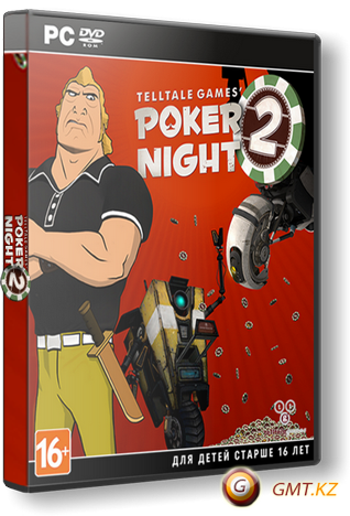 Poker Night 2 (2013/ENG/Лицензия)
