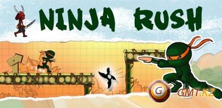 Ninja Rush HD (2012/RUS/Android)