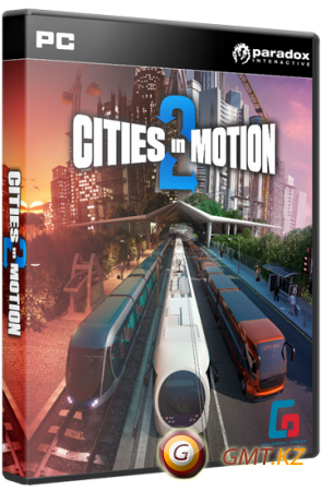 Cities in Motion 2: The Modern Days (2013/RUS/ENG/RePack от R.G. Repacker's)