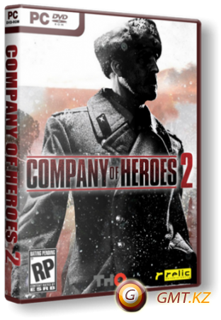 Company of Heroes 2 Official Trailer (2013/HD-DVD)