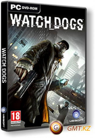 Watch dogs Official Trailer (2013/HD-DVD)