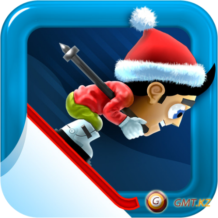 Ski Safari (2012/ENG/iOS 4.3)