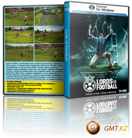 Lords Of Football (2013/RUS/ENG/RePack от z10yded)
