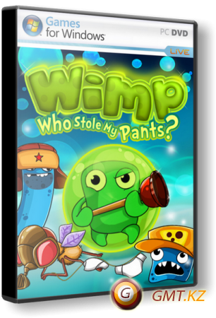 Wimp: Who Stole My Pants (2013/ENG/Лицензия)