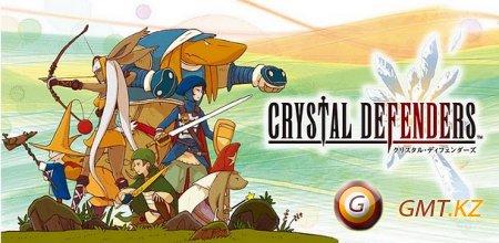 Crystal Defenders v1.0 (2011/ENG/Android)