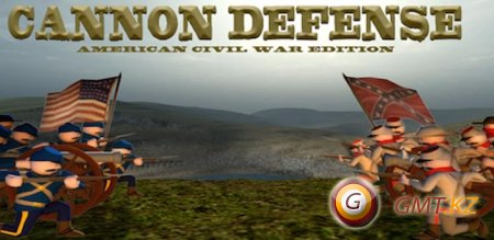 Cannon Defense: US Civil War (2011/ENG/Android)