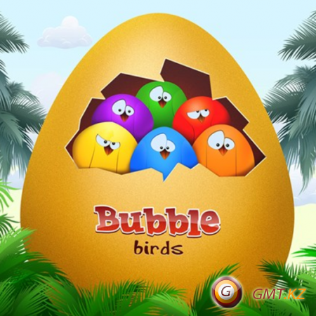 Bubble Birds v1.0 (2011/ENG/Android)