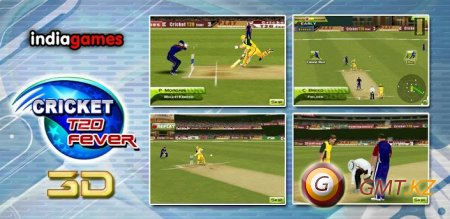Cricket T20 Fever 3D v1.3 (2012/ENG/Android)