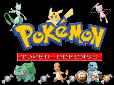 Pokemon Tower Defense v3.1 (2012/ENG/Android)