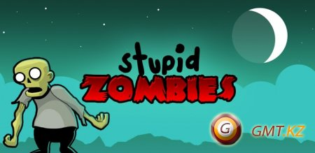 Stupid Zombies v1.2 (2011/ENG/Android)