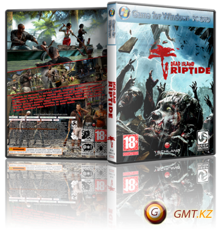 Dead Island: Riptide + 1 DLC (2013/RUS/ENG/RePack от Audioslave)