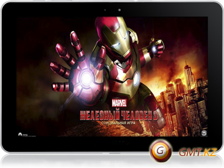 Iron Man 3 - The Official Game (2013/RUS/Android)