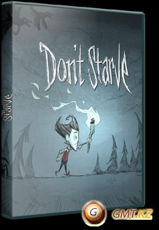 Don't Starve v 1.104670 + DLC (2013/RUS/ENG/RePack от R.G. Механики)