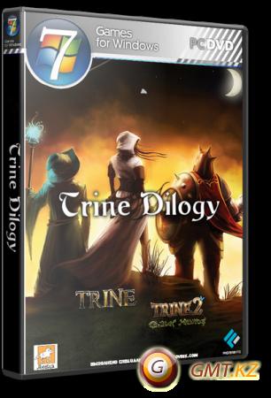 Trine Dilogy | Дилогия Trine (2009-2011/RUS/ENG/RePack от R.G. Механики)