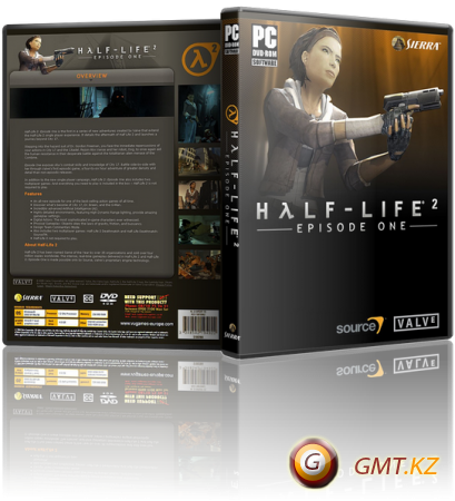 Half-Life 2: Episode One (2006/RUS/ENG/Пиратка)