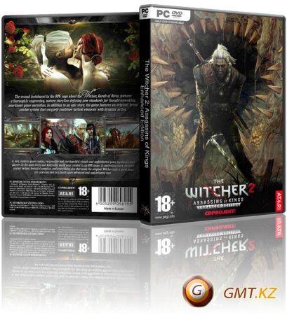The Witcher 2: Assassins of Kings Enhanced Edition v.3.4 (2012/RUS/ENG/RePack от R.G. Origami)