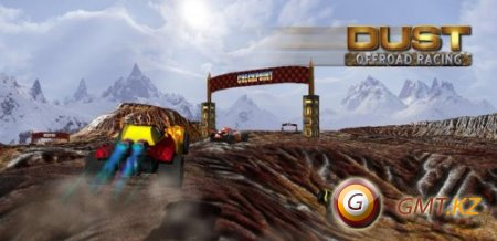 Dust: Offroad Racing - Gold (2013/ENG/Android)