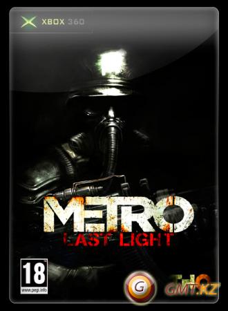 Metro: Last Light (2013/RUS/ENG/Region Free/LT+3.0)