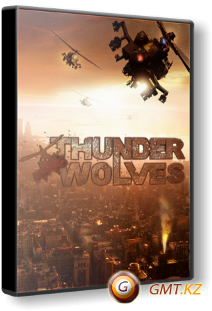 Thunder Wolves (2013/ENG/Лицензия)