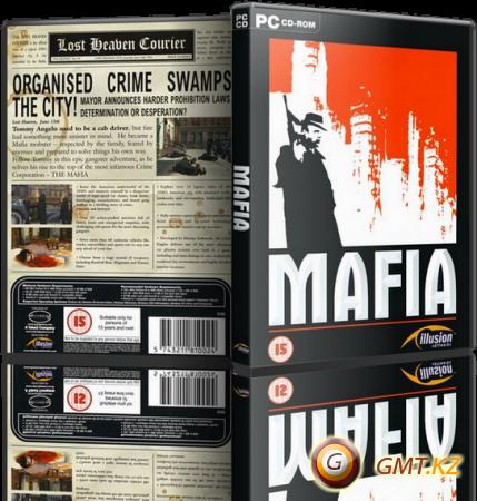 Мафия / Mafia Антология (2002-2016/RUS/ENG/RePack от R.G. Механики)