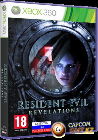 Resident Evil: Revelations (2013/RUS/Region Free/XGD3/LT+ 3.0)