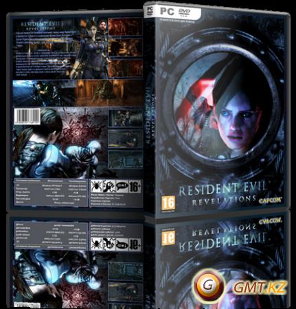 Resident Evil: Revelations v.1.0u4 + 7 DLC (2013/RUS/ENG/RePack от R.G. Catalyst)
