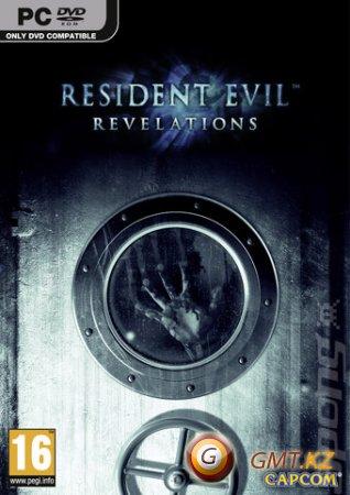 Resident Evil: Revelations (2013/RUS/ENG/Crack by 3DM/FLT/RELOADED)