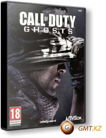Call of Duty: Ghosts Reveal Trailer (2013/HDTV)