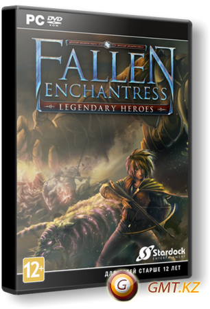 Elemental: Fallen Enchantress Legendary Heroes (2013/RUS/ENG/Лицензия)