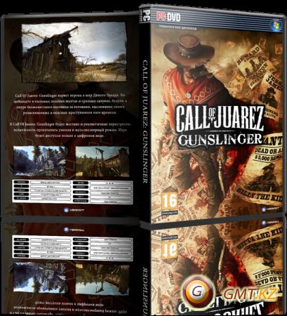 Call of Juarez Gunslinger (2013/RUS/ENG/RePack от R.G. Revenants)