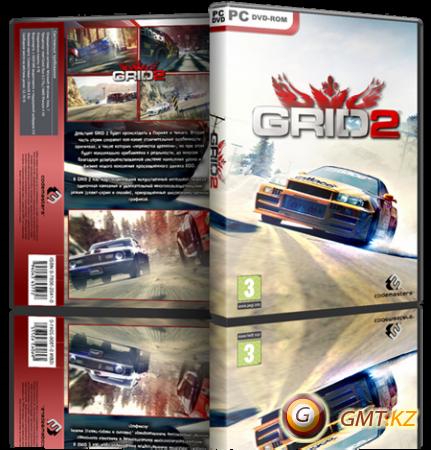 GRID 2 + 4 DLC (2013/RUS/ENG/Multi8/Лицензия)