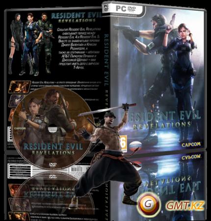 Resident Evil Revelations v.1.0u4 + 7 DLC (2013/RUS/ENG/RePack от R.G. Механики)