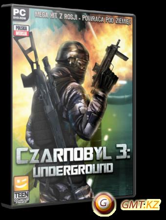 Chernobyl 3: Underground (2013/RUS/Пиратка)