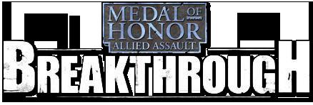 Medal of Honor Allied Assault : Breakthrough (2003/RUS/Пиратка)
