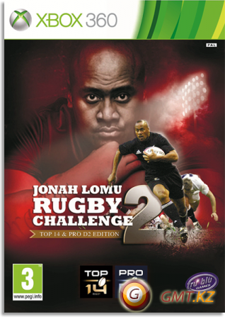 Jonah Lomu Rugby Challenge 2 (2013/ENG/Region Free/LT+ 1.9)