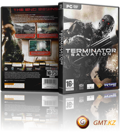 Terminator Salvation The Video Game (2009/RUS/ENG/RePack от R.G.Механики)