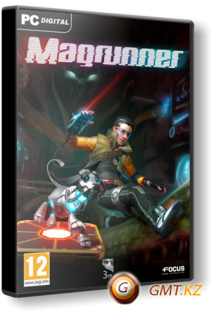 Magrunner: Dark Pulse v.1.0.1.0 (2013/RUS/ENG/GOG)