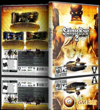 Saints Row 2 v.1.2 (2009/RUS/ENG/RePack от Fenixx)