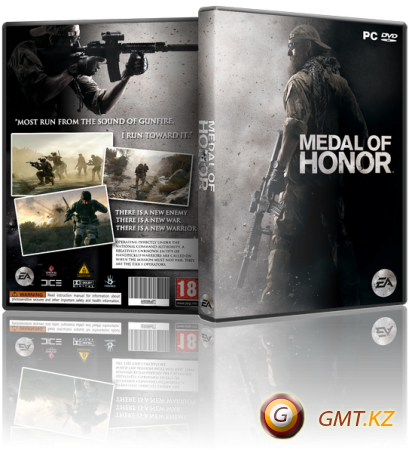 Medal of Honor Limited Edition (2010/RUS/ENG/RePack)