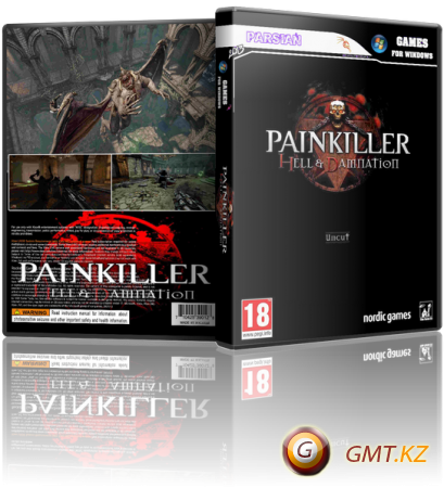 Антология Painkiller / Painkiller Anthology (2004-2013/RUS/RNG/RePack от R.G. Механики)
