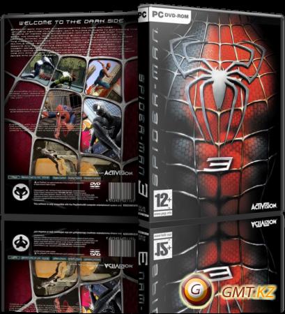 Spider-Man 3: The Game (2007/RUS/RePack)