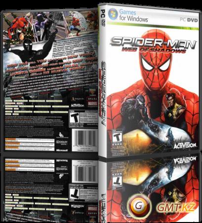 Spider-Man: Web of Shadow (2008/RUS/ENG/RePack от R.G. Механики)