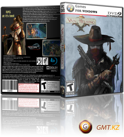 The Incredible Adventures of Van Helsing v1.3.3b (2013/RUS/ENG/RePack от SeregA-Lus)