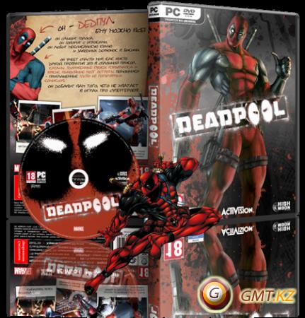 Deadpool + 1 DLC v.1.0 (2013/RUS/ENG/RePack от =Чувак=)